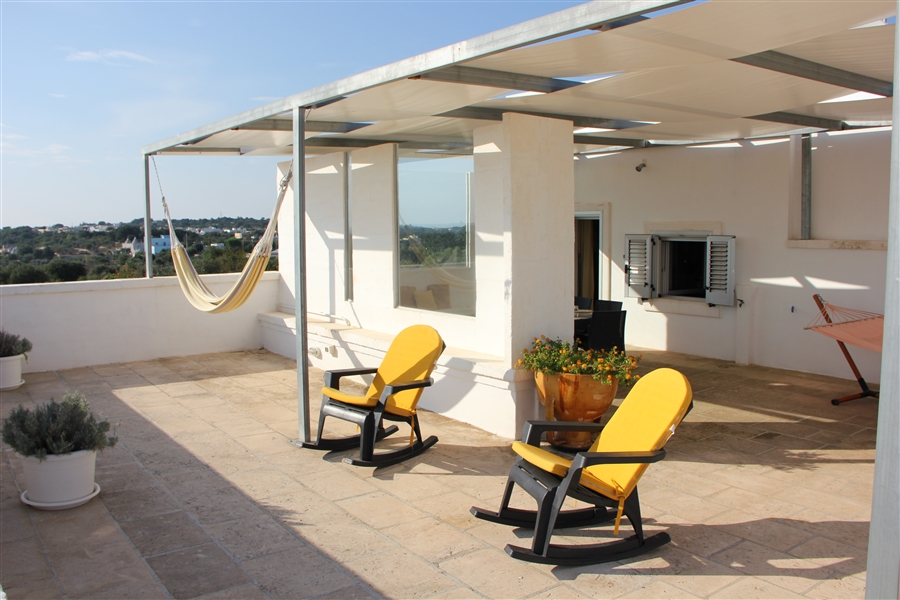 Masseria Poesia Yellow apartment