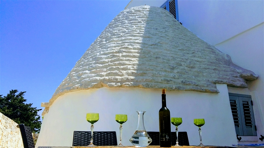 Masseria Poesia Green apartment B